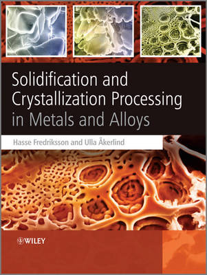 Solidification and Crystallization Processing in Metals and Alloys (Hardback)