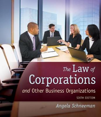 The Law of Corporations and Other Business Organizations (Hardback)