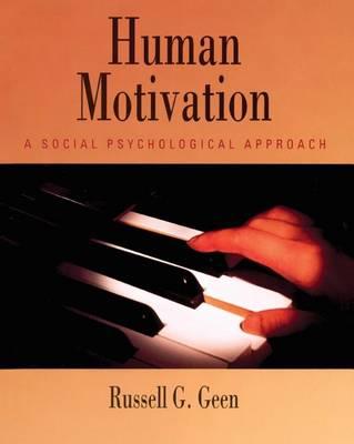 Human Motivation (Paperback)
