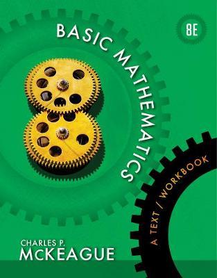 Basic Mathematics: A Text/Workbook (Paperback)