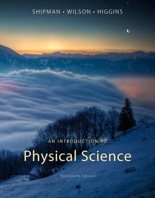 Introduction to Physical Science (Hardback)
