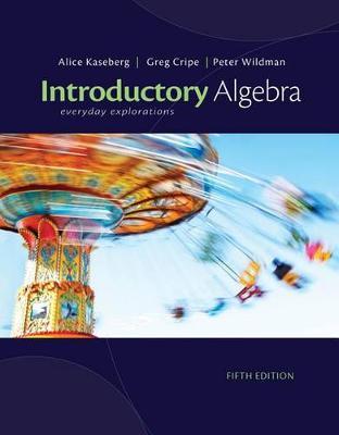 Introductory Algebra: Everyday Explorations