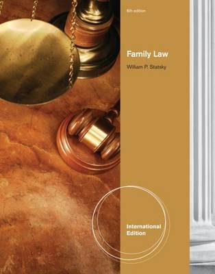Family Law (Paperback)