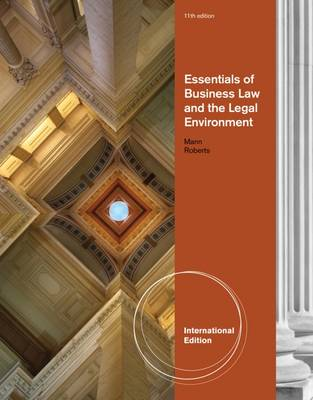 Essentials of Business Law and the Legal Environment (Paperback)