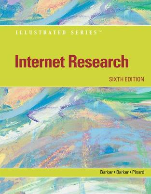 Internet Research Illustrated (Paperback)
