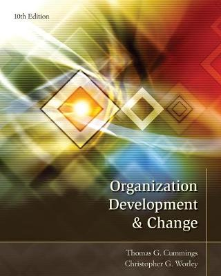 Organization Development and Change (Hardback)