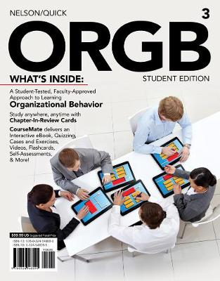 ORGB 3, Student Edition (with CourseMate and Transitions 2.0 Printed Access Card)