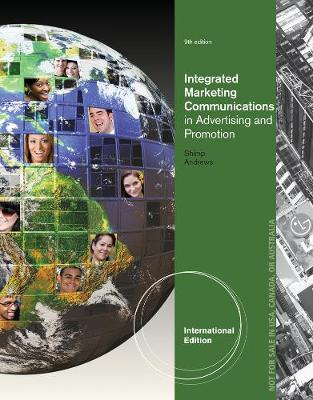 Advertising Promotion and Other Aspects of Integrated Marketing Communications, International Edition (Paperback)