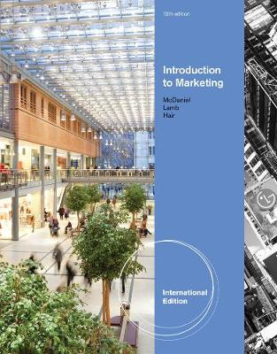Introduction to Marketing, International Edition (Paperback)