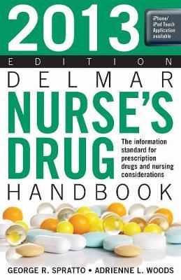 2013 Delmar Nurse's Drug Handbook (Paperback)