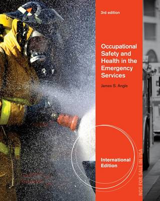 Occupational Safety and Health in the Emergency Services (Paperback)