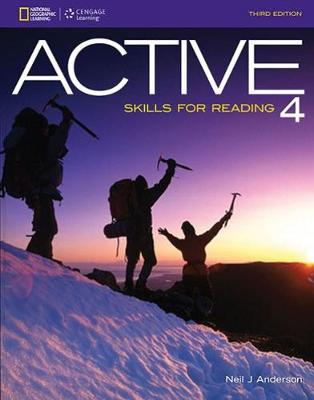 ACTIVE Skills for Reading 4 (Paperback)
