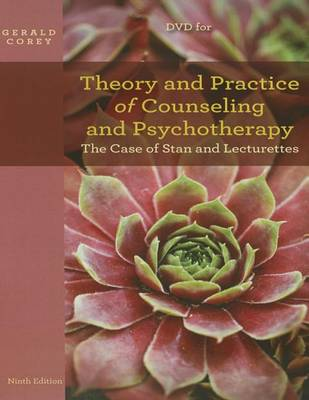 DVD: The Case of Stan and Lecturettes for Theory and Practice of Counseling and Psychotherapy, 9th (DVD video)