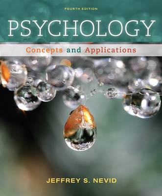 Cengage Advantage Books: Psychology: Concepts and Applications