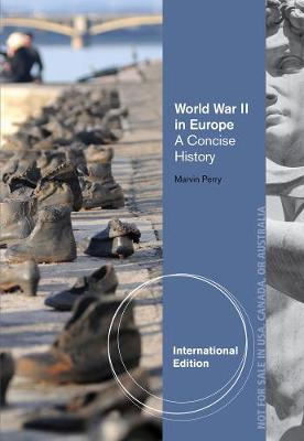 World War II in Europe: A Concise History, International Edition (Paperback)