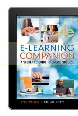 E-Learning Companion: Student's Guide to Online Success (Spiral bound)