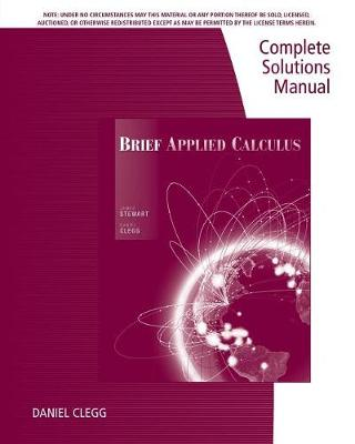 CSM Brf Applied Calculus (Paperback)
