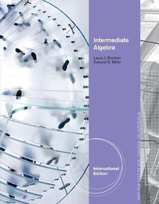 Intermediate Algebra, International Edition (Paperback)