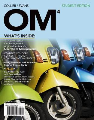 OM4 (with Review Cards and CourseMate Printed Access Card)