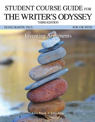 Student Course Guide for The Writer's Odyssey (Paperback)