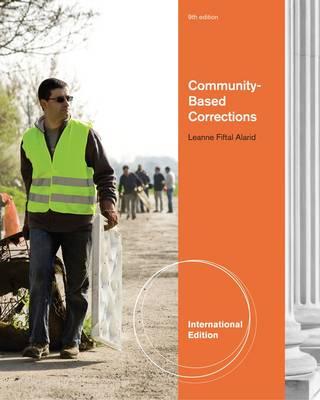 Community-Based Corrections (Paperback)