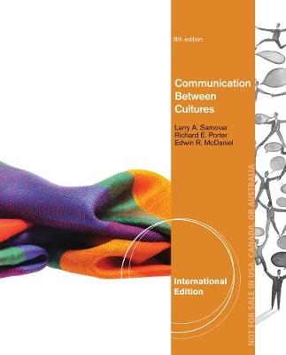 Communication Between Cultures, International Edition (Paperback)