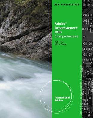 New Perspectives on Adobe Dreamweaver CS6, Comprehensive, International Edition (Paperback)