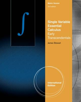 Single Variable Essential Calculus: Early Transcendentals (Paperback)