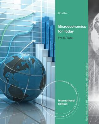 Microeconomics for Today, International Edition (Paperback)