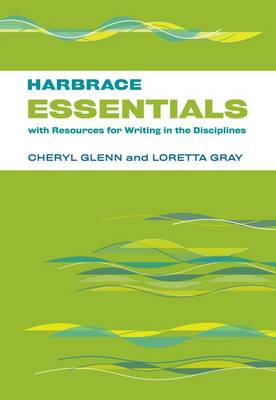 Harbrace Essentials with Resources for Writing in the Disciplines (Spiral bound)