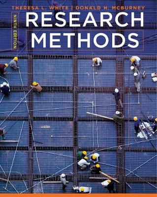 Cengage Advantage Books: Research Methods (Paperback)