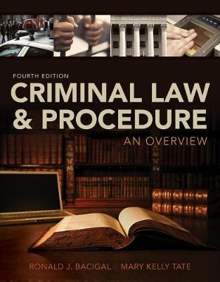 Criminal Law and Procedure: An Overview (Paperback)