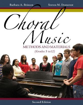Choral Music: Methods and Materials (Paperback)