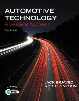 Automotive Technology: A Systems Approach (Hardback)