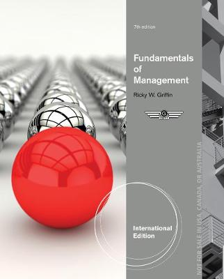 Fundamentals of Management, International Edition (Paperback)