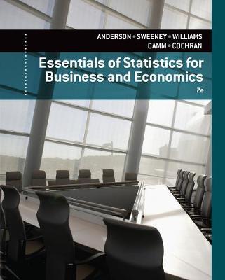 Essentials of Statistics for Business and Economics (Hardback)