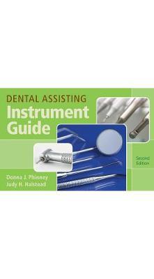 Dental Assisting Instrument Guide, Spiral bound Version (Spiral bound)