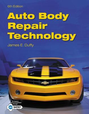 Auto Body Repair Technology (Hardback)