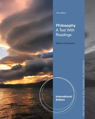 Philosophy: A Text with Readings, International Edition (Paperback)