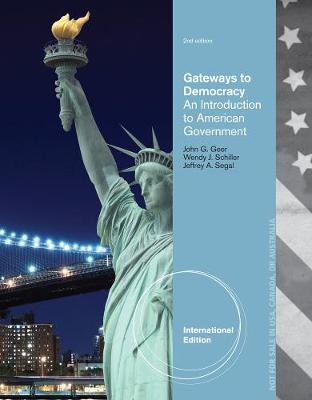 Gateways to Democracy, International Edition (with Aplia Printed Access Card)