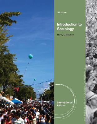 Introduction to Sociology, International Edition (Paperback)