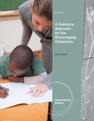 A Guidance Approach for the Encouraging Classroom, International Edition (Paperback)