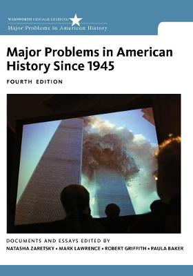 Major Problems in American History Since 1945 (Paperback)