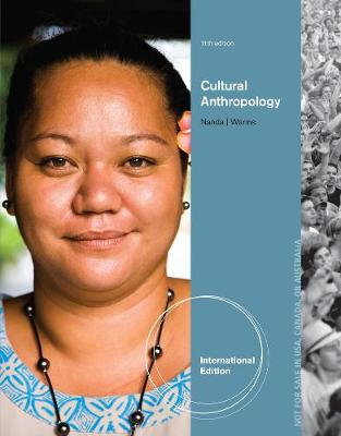 Cultural Anthropology, International Edition (Paperback)