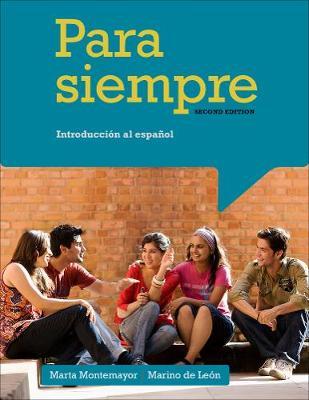 Para siempre: Introduccion al espanol (Paperback)