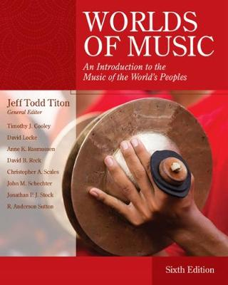 Worlds of Music: An Introduction to the Music of the World's Peoples (Paperback)