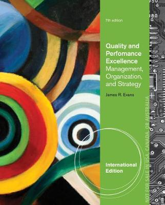 Quality and Performance Excellence, International Edition (Paperback)