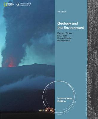 Geology and the Environment, International Edition (Paperback)