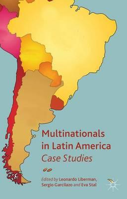 Multinationals in Latin America: Case Studies - AIB Latin America (Hardback)