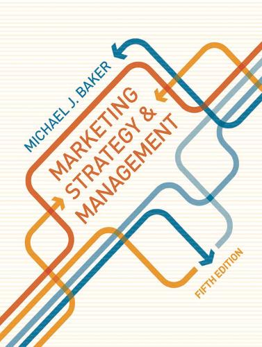 Marketing Strategy and Management (Paperback)